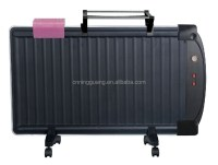 Wall Mounted Oil Panel Heater/ Oil Filled Radiator ...