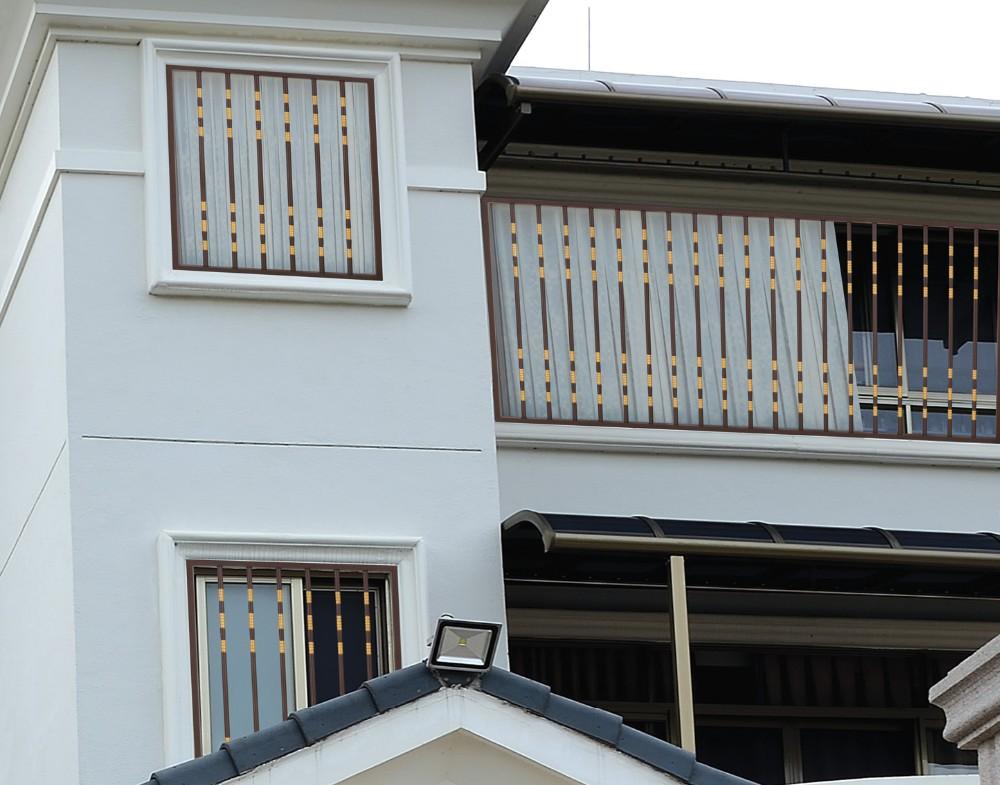 Window Grill Design Pvc/aluminum Windows Design For