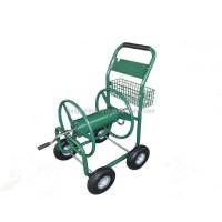 4 Wheel Garden Hose Reel Cart Tan Industrial 300 ...