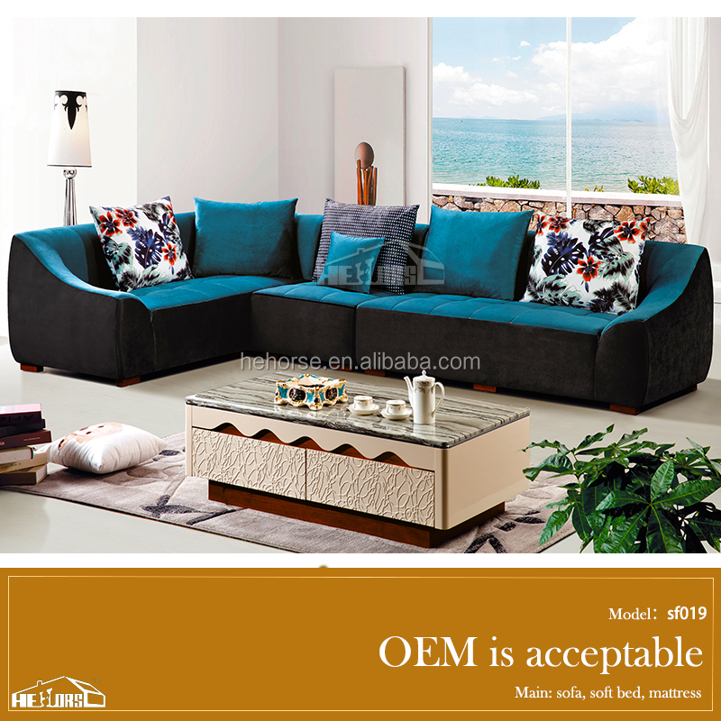 color sofa picture gallery living room furniture wooden two sf019 buy