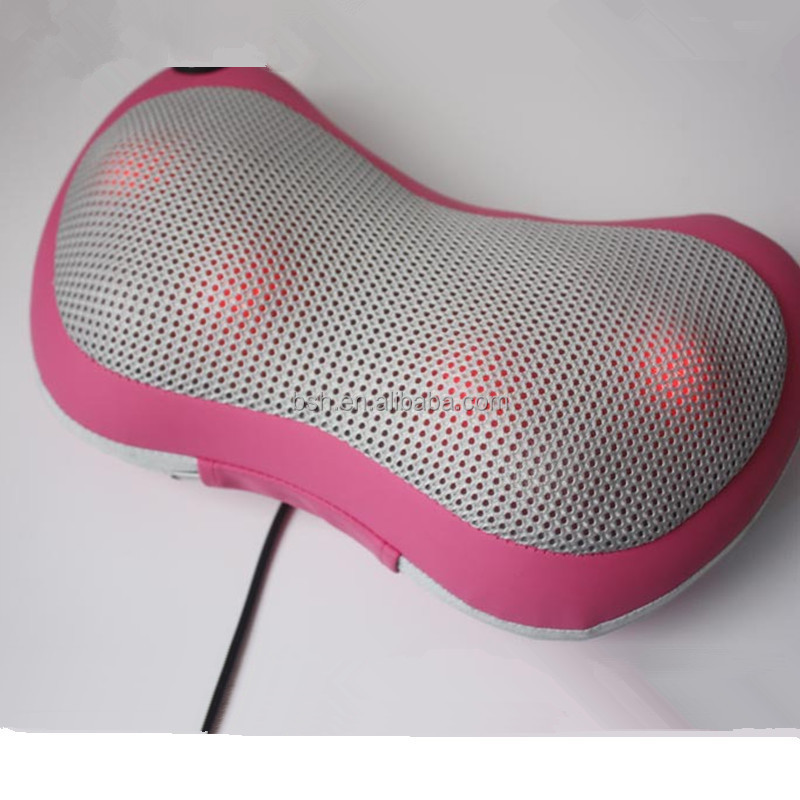 Head Cervical Spondylosis Massage PillowBattery Operated