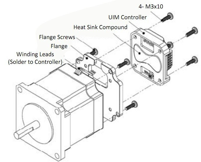 Integrated Stepper Motor Linear Actuator, View 12v linear