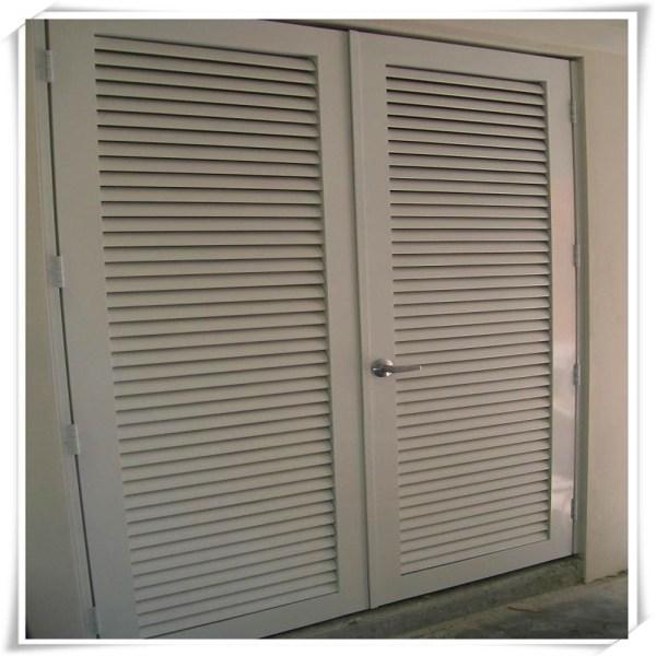 Aluminium Exterior Louver Door