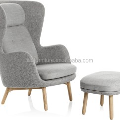 High Back Chairs Living Room Nice Paint Colors For Rooms Lounge Chair Scandinavian Design Livingroom