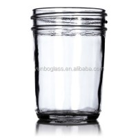 Wholesale Smooth Sided Canning Jars 8oz Mason Jars,Cheap ...