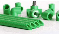 Plastic Water Pipe