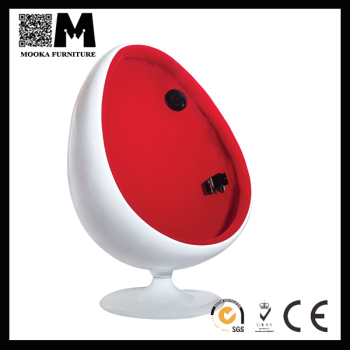 Cheap Pod Egg Chair With Speaker Smart Furniture