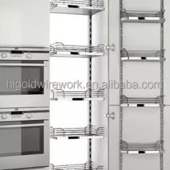 Kitchen Organizer Large Round Table Sets 高品质的厨房组织者larder Tandem Pantry 柜pull 篮子 Buy 厨房组织者