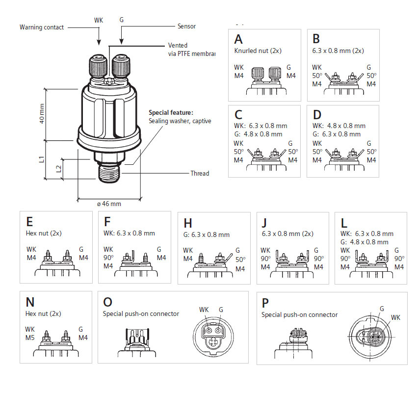 vdo temperature gauge wiring diagram frost stat 360081030112c iveco 787400 oil pressure sensor - buy sensor,360081030112 ...