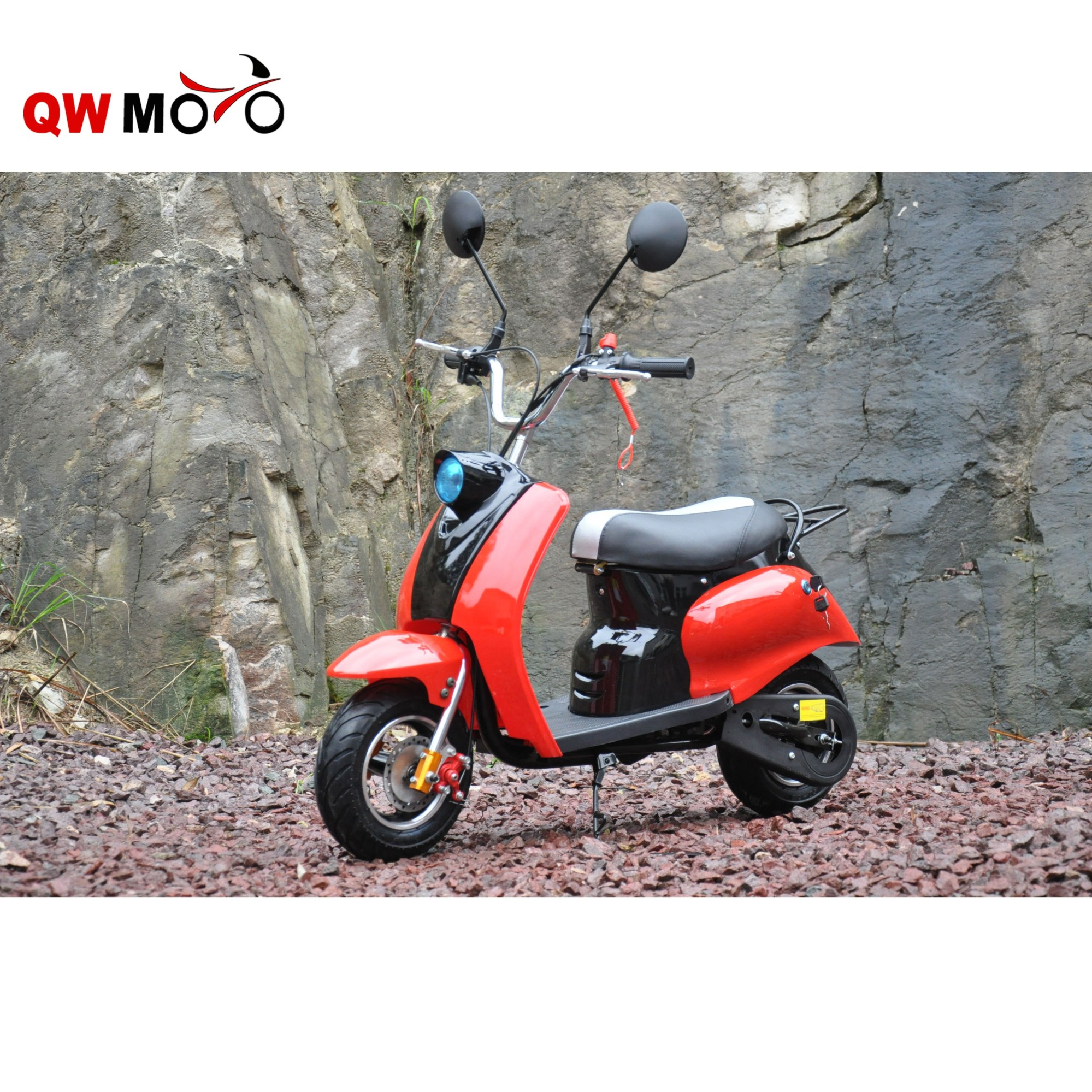 hight resolution of qwmoto 49cc 50cc 2 stroke mini gas scooter for kids