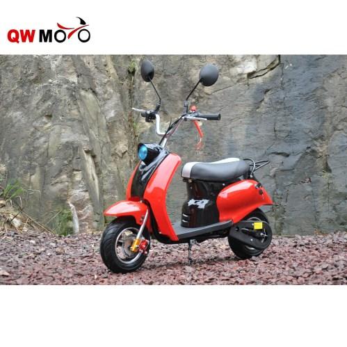 small resolution of qwmoto 49cc 50cc 2 stroke mini gas scooter for kids