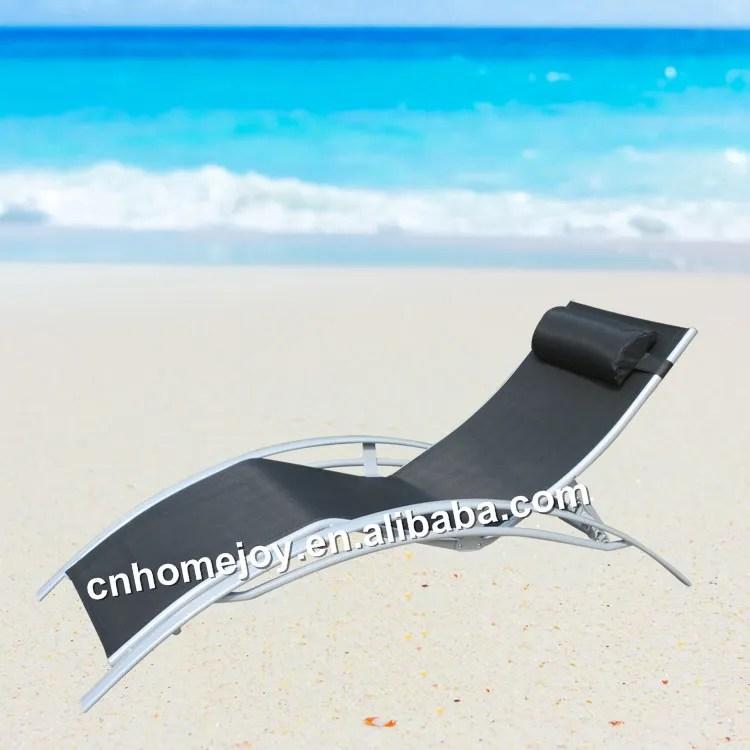 aluminium outdoor garden chair