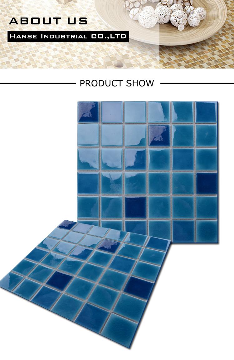 4x4 decorative glazed ceramic porcelain swimming pool mosaic house tile buy decorative pool tile porcelain pool tile porcelain pool tile product on