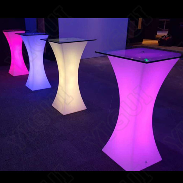 stool chair dubai wicker for sale bar illuminated led furniture dubai/light up table cocktail - buy ...