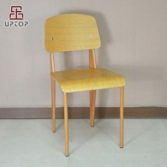 Used Restaurant Chairs Chair Pool Float Sp Bc336 Modern Jean Prouve Standard Stock For Sale