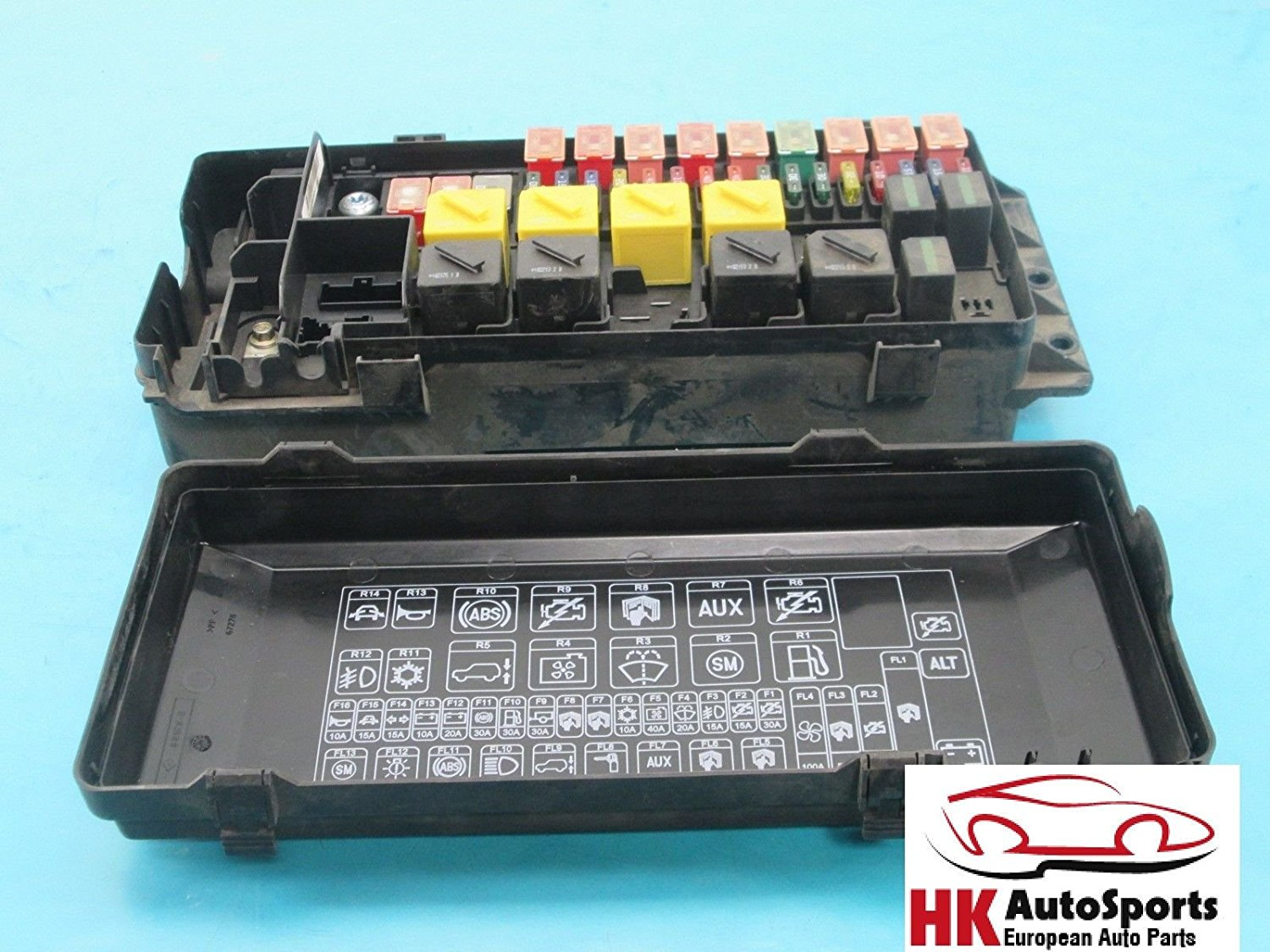 hight resolution of get quotations land rover discovery under hood engine fuse relay box yqe000310 oem 2003 2004