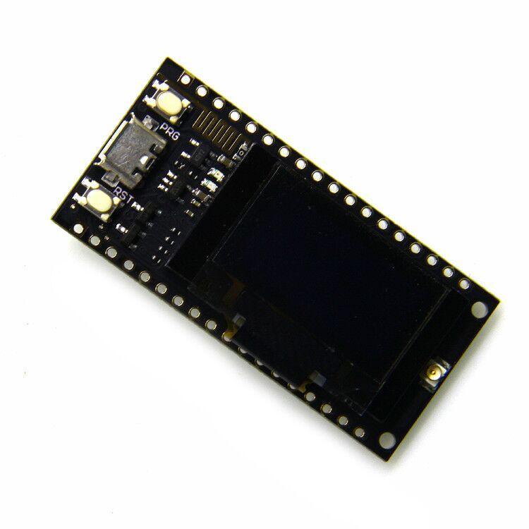 TTGO LORA SX1278 ESP32 0 96 OLED 128Mbit 433Mhz for Arduino