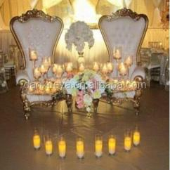 Wedding Bride And Groom Chairs Gas Fire Pit Chair Set For Sofa