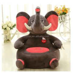Kids Plush Chairs Walmart Lawn Chair Animal Elephant Sofa For Children Baby
