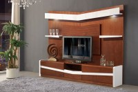 2017 Living Room Wooden Furniture Chinese Tv Stand Design ...