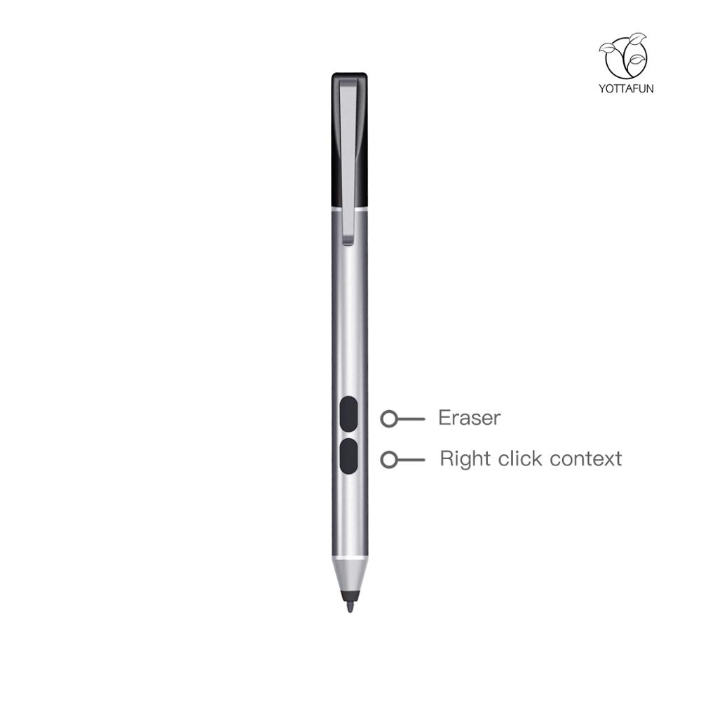 Aluminum Surface Pen Compatible With Microsoft/ Asus / Hp