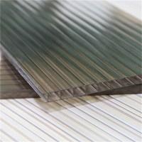 Unbreakable Glass Lexan Hard Plastic Bronze Twin Wall ...