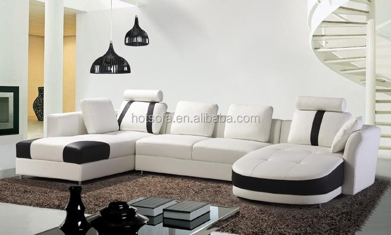 u shaped sofa leather polaris sofas italy living room furniture shape corner buy