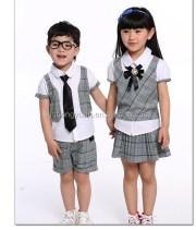 nuevos estilos de uniforme escolar