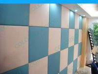 Fabric Covered Acoustic Wall Panels,Plant Fiber 3d Wall ...