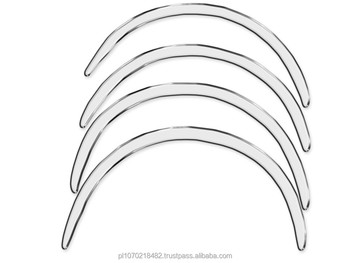 Wheel Arches,Fender Trim,Fender Flares For Audi A4 B6