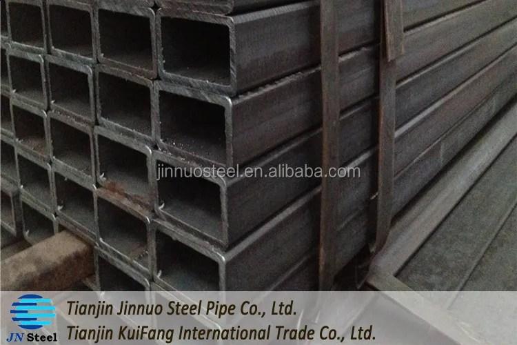 baja ringan kotak bagian berongga anil hitam