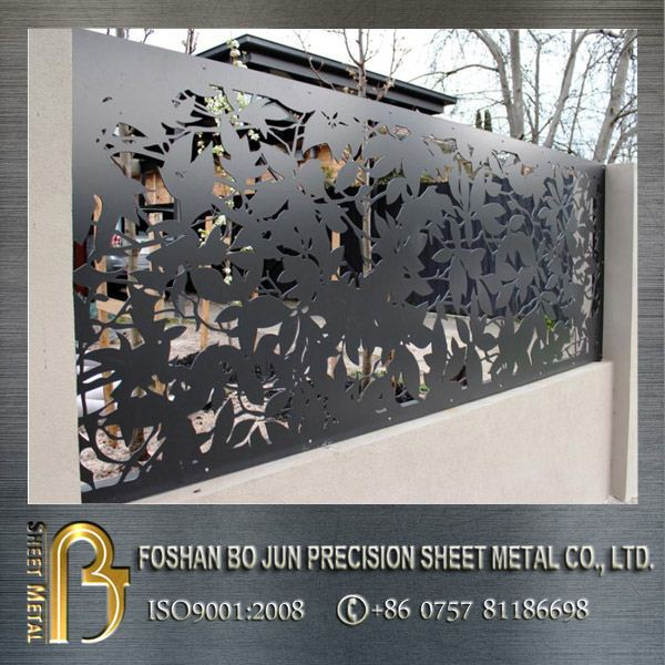 Decorative Aluminum Perforated Sheet Metal