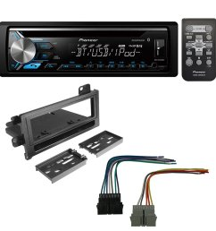 get quotations pioneer aftermarket car radio stereo cd player dash install mounting kit stereo wire harness for [ 1000 x 1000 Pixel ]