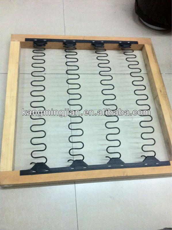 sofa spring clip strip beautiful leather sofas kmj 0506 cheap price oke plastic strips for zigzag springs