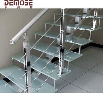 Modern House Prefabricated Used Metal Glass Stairs Price Buy | Glass For Stairs Price | Glass Handrail | Solid Oak | Outdoor | Metal | Glass Panel
