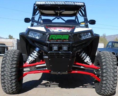 small resolution of atv utv front lower a arms for polaris rzr 900 xp parts