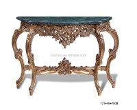 French Style Vintage Luxury Hand Carved Console Table,Hall ...