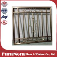 Decorative Security Simple Iron Window Grills - Buy Simple ...