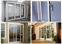 Upvc 3 Panel Sliding Shower Door Sliding Glass Door - Buy ...