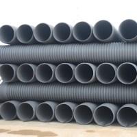 10 Inch Hdpe Plastic Corrugated Drain Drainag Pipe