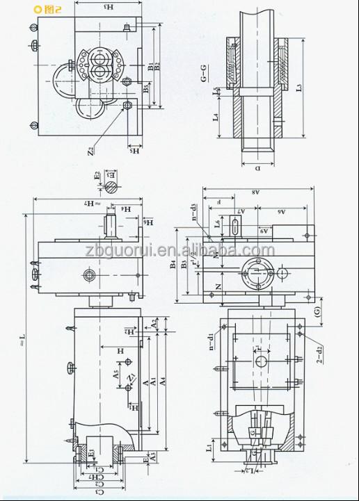 Zibo Gvorvi Sz Double Screw Plastic Extruder Machine