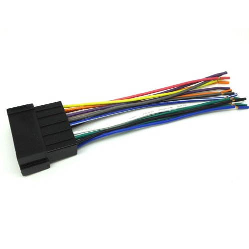small resolution of get quotations car stereo cd player wiring harness wire aftermarket radio install 2000 2005 hyundai accent sk7301
