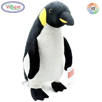 d984 large penguin plush