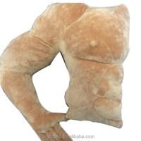 Body Part Boyfriend Pillow Husband Pillow For Bedding And