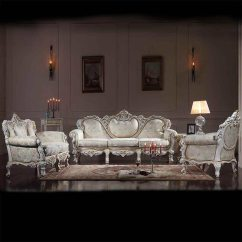 Empire Furniture Sofa Doctor New York French Hand Carved Leaf Gilding Set Luxury Living Room