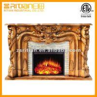 Decorative Electric Fireplace,Electric Heater Fireplace ...