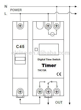 electric light switch wiring diagram 2001 mazda protege engine digital timer for street lighting control (ahc15a,thc15a,dhc15a,cn15a) - buy on off ...