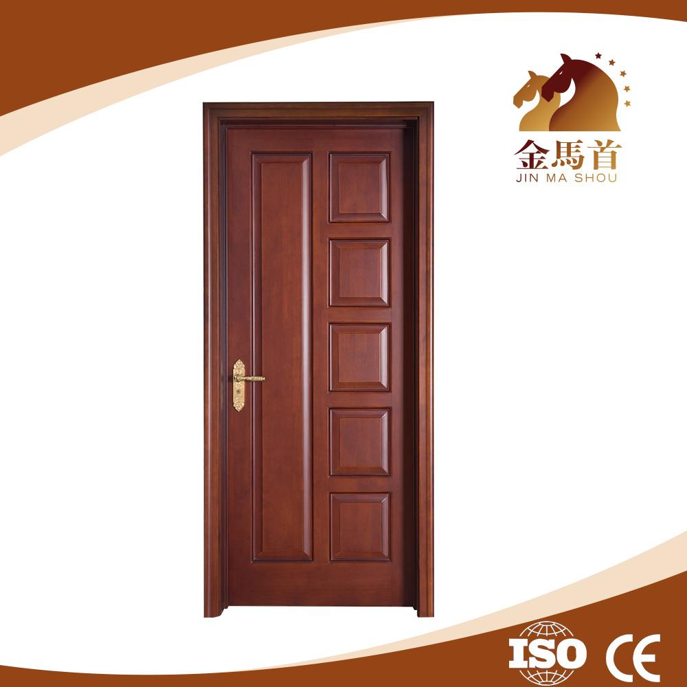 Modern Bedroom Wooden Door Designs With