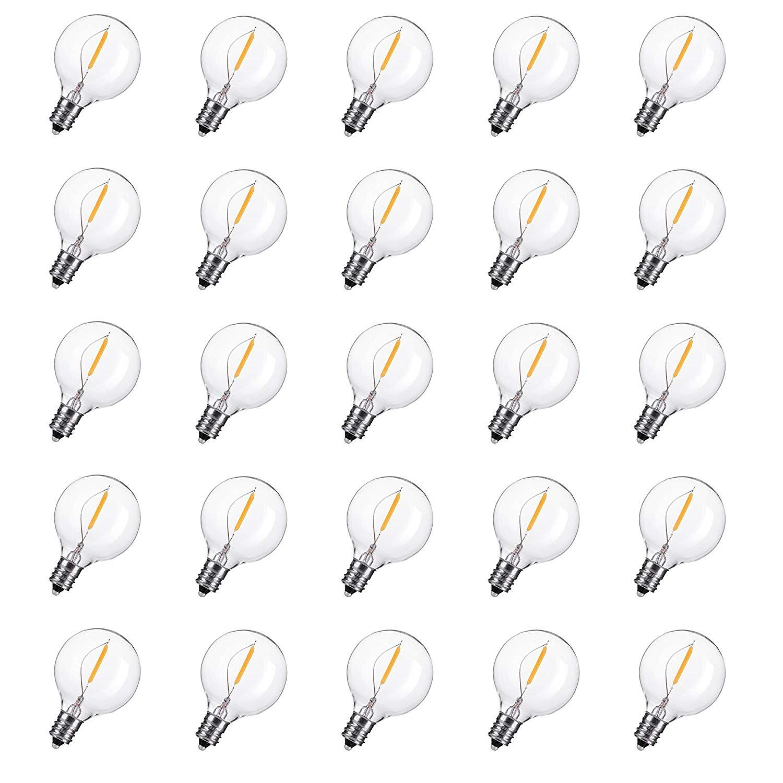 Buy Led Globe String Light Bulbs Led Starry String Lights