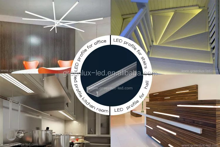 cabinet kitchen niche cove lighting aluminum led profiles extrusions channels with led strip light buy led alu profil aluminum led profile